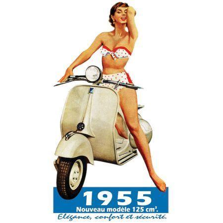 vespa 125 annee 1950